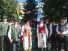 """Jungtinė Švenčionių r. kapela Gluboko miesto šventėje """"Vyšnių festivalis"""""""